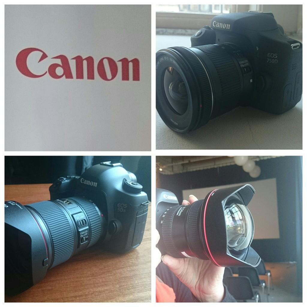 Canon introductie